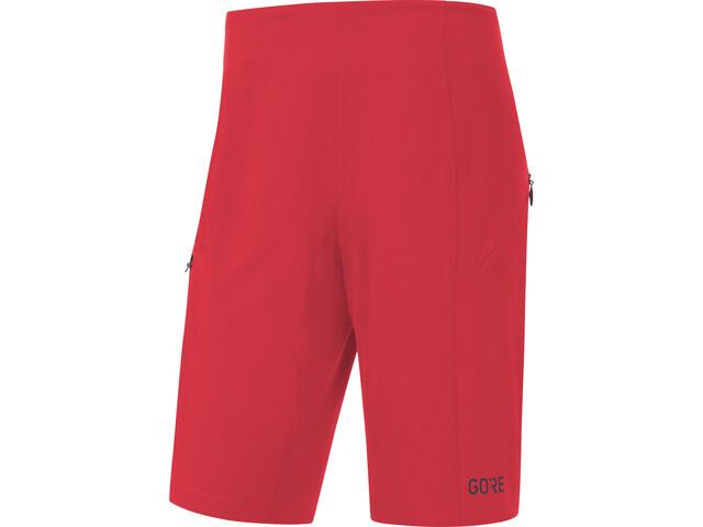 GORE WEAR C3 Trail Shorts Damer, hibiscus pink